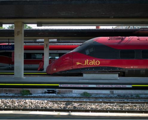 Alstom e Italo firman un contrato para la fabricación de 5 trenes Pendolino EVO