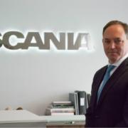 Sebastián Figueroa, nuevo director general de Scania Ibérica