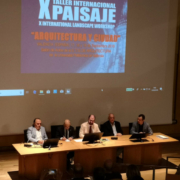 HeidelbergCement Hispania en el X Taller Internacional de Paisaje