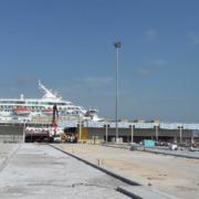 CLIMA 34 de ISOVER en la nueva Estación Marítima Nº6 de Palma de Mallorca