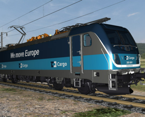 Trápaga fabricará la propulsión de hasta 50 locomotoras TRAXX para República Checa