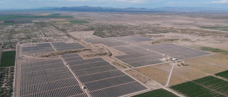 GRS completa la construcción de la planta fotovoltaica Energía Limpia de La Laguna
