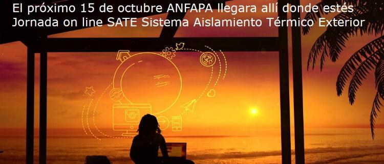 ANFAPA organiza una jornada en streaming sobre SATE