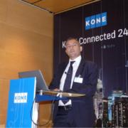 KONE presenta su servicio inteligente KONE Connected 24/7