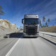 Scania comprometida por un futuro sin combustibles fósiles