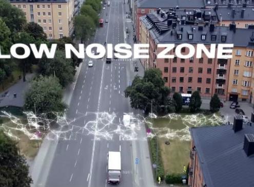 Scania Zone: Un servicio sostenible para los clientes de Scania