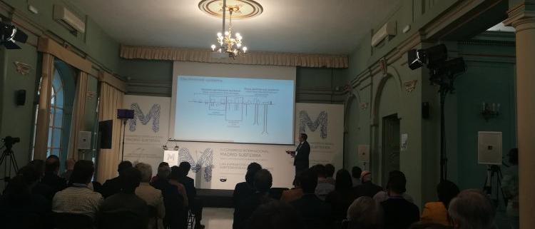 El papel del transporte subterráneo en el III Congreso Internacional Madrid Subterra