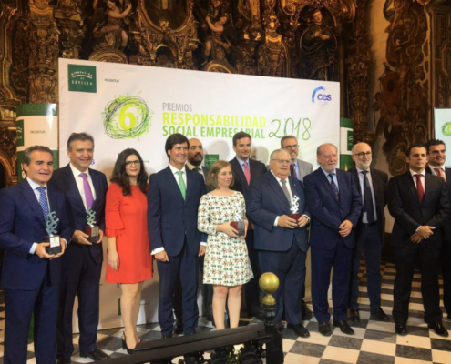 Placo recibe el Premio deResponsabilidad Social Empresarial