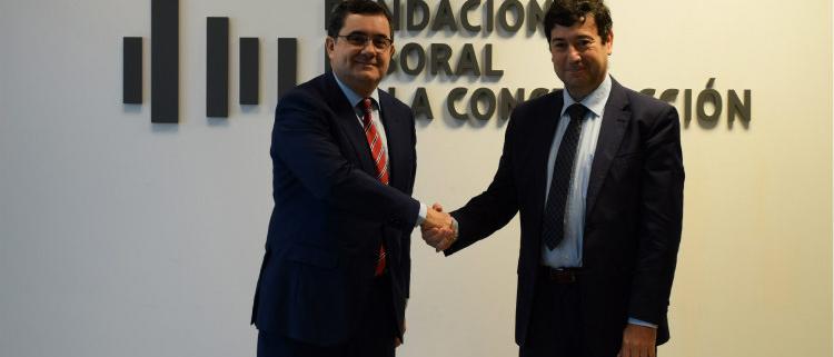La Fundación Laboral de la Construcción firma un acuerdo con Asefave