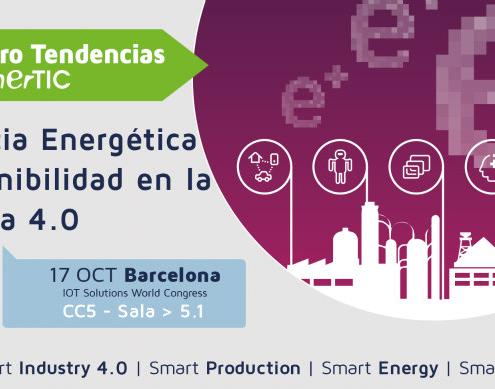 Foro 'Eficiencia Energética y Sostenibilidad en la Industria 4.0'