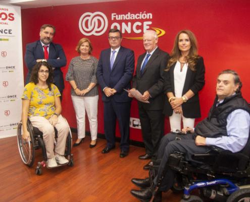 FEEDA y Fundación ONCE diseñarán ascensores para 'todo el mundo'