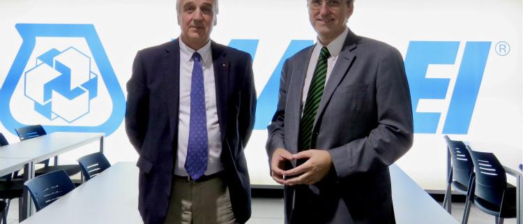 Mapei y el Club Empresa del ITeC firman un acurdo de colaboración