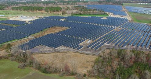 Las estructuras de PVH resisten ante el Huracán Florence en Carolina del Norte