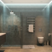 webersysprotec frente a posibles filtraciones de agua en el baño