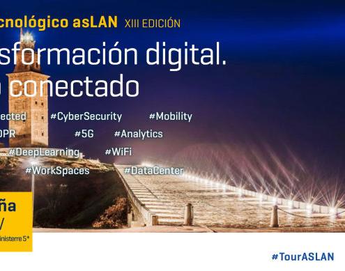 La XIII Edición del Tour Tecnológico llega a A Coruña