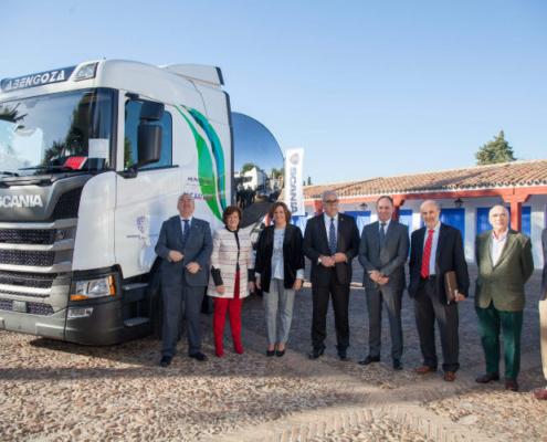 Scania resuelve dudas sobre el gas natural como combustible en el transporte
