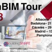 III edición delOpenBIM Tour que visitará cinco ciudades españolas