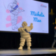 El muñeco Michelin recibe el premio 'Icon of the Millenium'