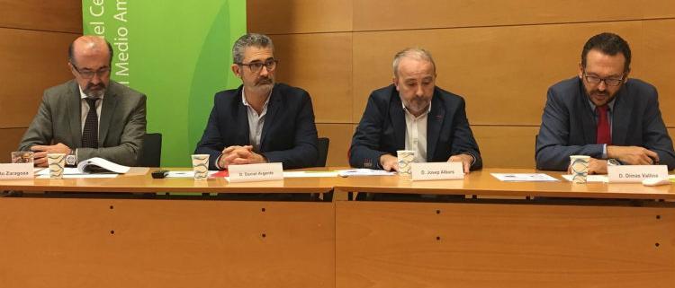 Informe sobreReciclado y valorización de residuos en la industria cementera en España