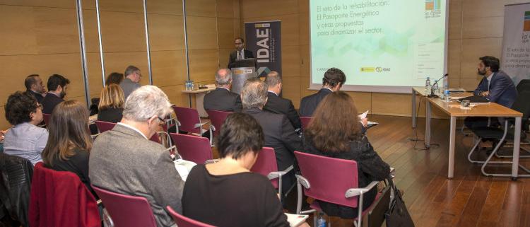 El Reto de la Rehabilitación: el Pasaporte Energético y otras propuestas para dinamizar el sector