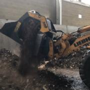 MB Crusher para valorizar los residuos de las fundiciones