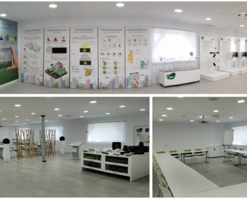Siber acoge en sus oficinas el Curso Tradeperson Barcelona Passivhaus