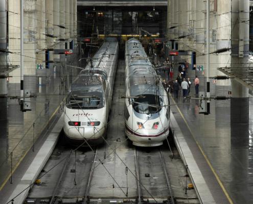 Alcanzado un acuerdo para la llegada de la alta velocidad a Bilbao
