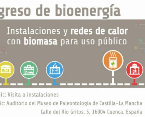 El Congreso Nacional de Bioenergía se celebrará en Cuenca
