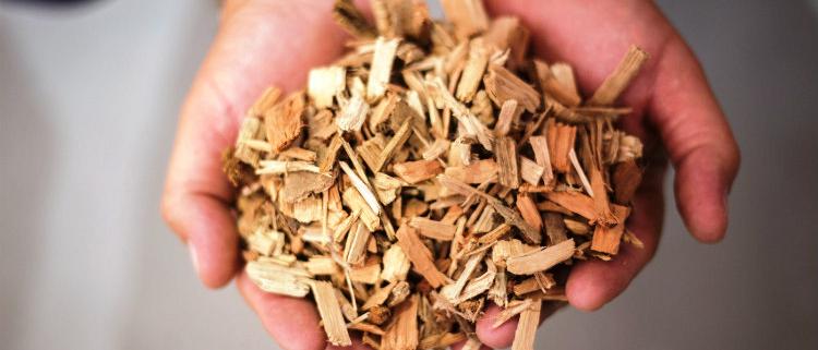 La calefacción de biomasa puede suponer un ahorro de hasta el 66%