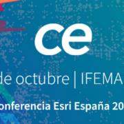 Transformación digital y mapas inteligentes en la Conferencia Esri 2018