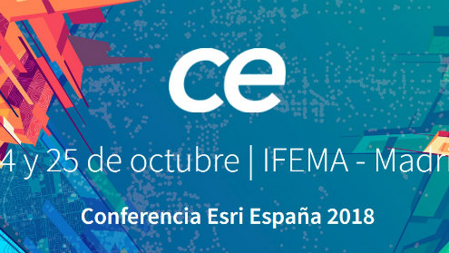 Transformación digital y mapas inteligentes en la Conferencia Esri 2018