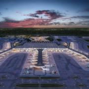 thyssenkrupp entrega 143 pasarelas de embarque para el nuevo Istanbul Grand Airport