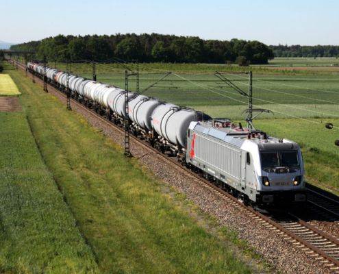 Bombardier suministrará 33 locomotoras BOMBARDIER TRAXX a Akiem