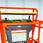 Nueva plataforma compacta para todas las plataformas elevadoras motorizadas JLG