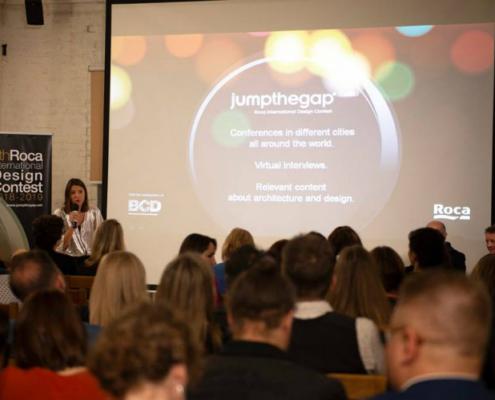 Nueva edición de jumpthegap, el Concurso Internacional de Diseño de Roca