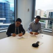 La Fundación Laboral y Hilti firman un acuerdo de colaboración en materia de formación y divulgación