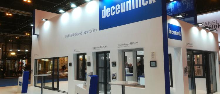 ThermoFibra de Deceuninck, protagonista en VETECO 2018