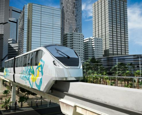 Bombardier mantendrá el monorraíl de Bangkok durante 20 años