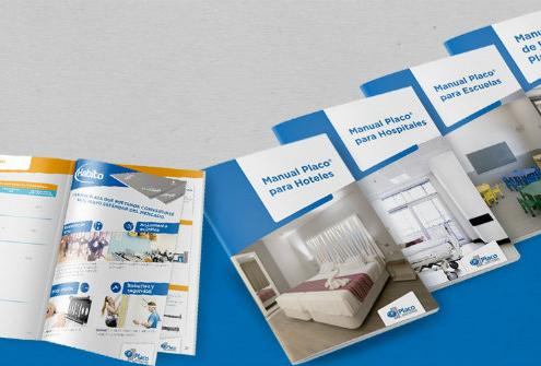 Nuevos manuales de Saint-Gobain Placo para escuelas, hospitales y hoteles