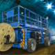 Hybeko lanza su nueva plataforma de tijera Tunnel 3390 RT