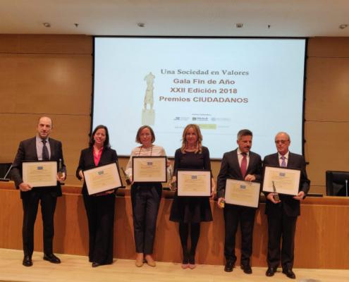 thyssenkrupp recibe el Premio Ciudades Inteligentes 2018