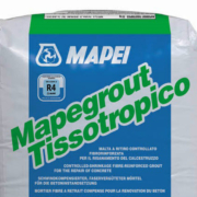 MAPEGROUT TISSOTROPICO: producto destacado de Mapei en noviembre