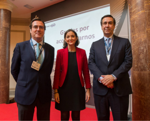 50º aniversario de la Asociación de la Industria Siderúrgica Española