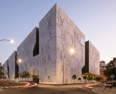 La Ciudad de la Justicia de Córdoba recibe el prestigioso premio Architizer A+Awards 2018