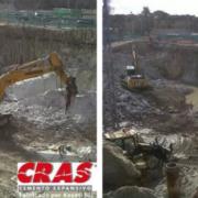 Combinación del CRAS con otros elementos de demolición