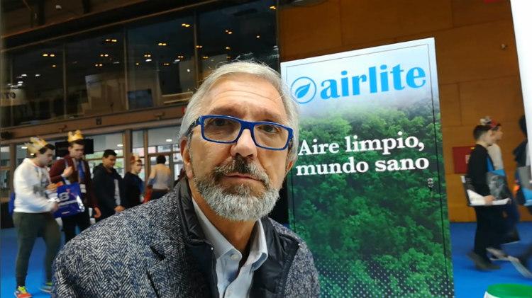 Airlite: la depuración del aire en forma de pintura