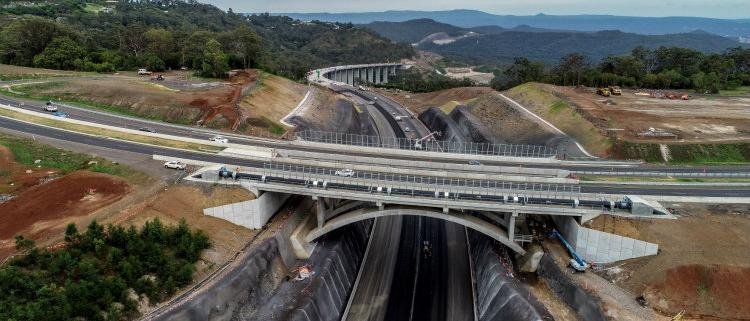 ACCIONA inaugura parcialmente la autopista Toowoomba, en Australia