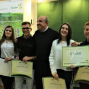 HeidelbergCement Hispania entrega los premios 'The Quarry Life Award 2018'