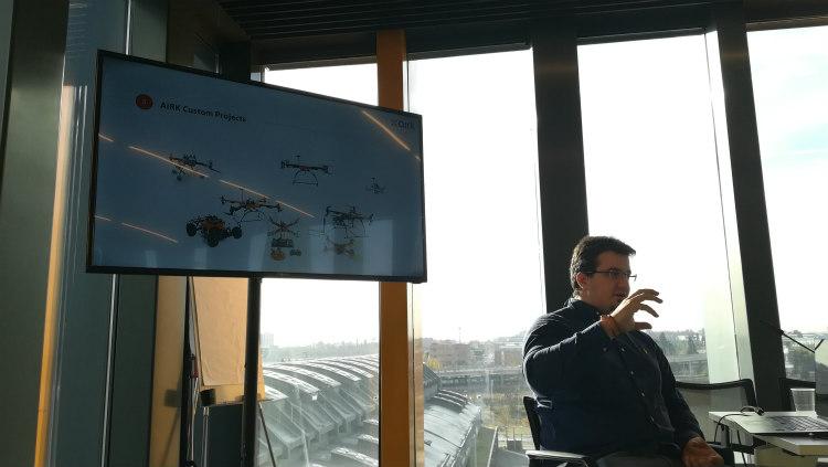 A debate la seguridad y la vigilancia con vehículos no tripulados en Insights by GR-EX
