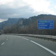 La Autopista AP-1 Burgos-Armiñón ya es gratuita para los usuarios
